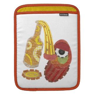 酔ったマンゴの私パッドの袖 iPadスリーブ