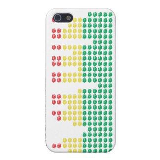 酔った猿のiPhone 4の平衡装置の箱 iPhone SE/5/5sケース