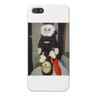 酔った猿 iPhone SE/5/5sケース