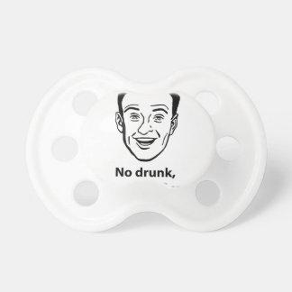酔った、私は役人ではないです おしゃぶり
