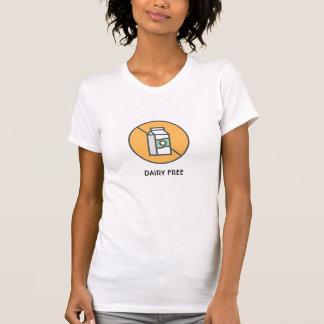 酪農場は放します Tシャツ