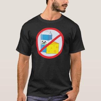 酪農場無し Tシャツ