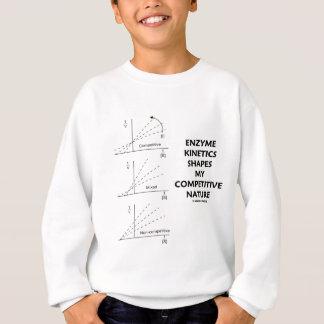 酵素の動力学は私の競争の自然を形づけます スウェットシャツ
