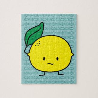 酸っぱいレモン ジグソーパズル