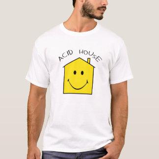 酸の家 Tシャツ
