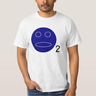 酸素の愚か者の価値Tシャツ Tシャツ