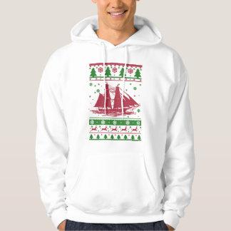 醜いクリスマスの航海 パーカ