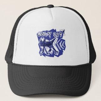 醜い猫の青 キャップ