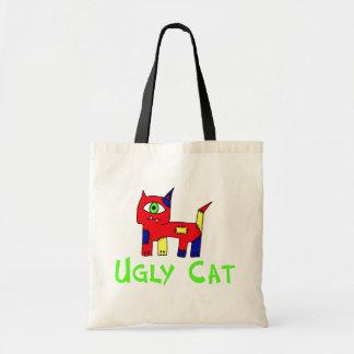 醜い猫 トートバッグ