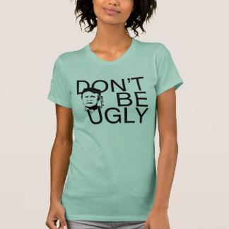 """""""醜い"""" Phyllisが決め付けました女性のTシャツをあないで下さい Tシャツ"""