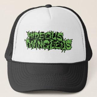 醜いMangleusのトラック運転手の帽子 キャップ