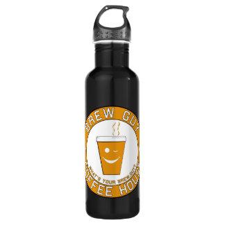 醸造物の人の黒 ウォーターボトル