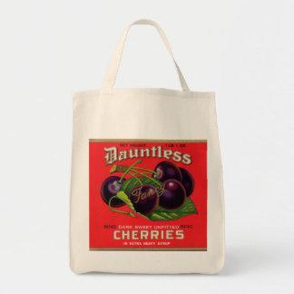 重いシロップの30年代のDauntlessさくらんぼは分類できます トートバッグ