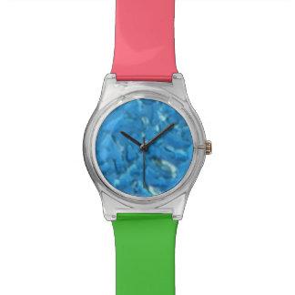 重いフロスト 腕時計