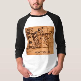 重い容積 Tシャツ