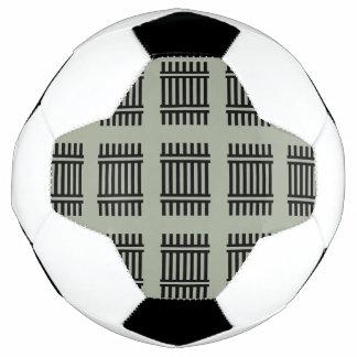 重力力の水晶はサッカーボールに投石します サッカーボール