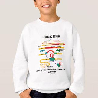 重大な遺伝子制御の活動のがらくたDNAの座席 スウェットシャツ