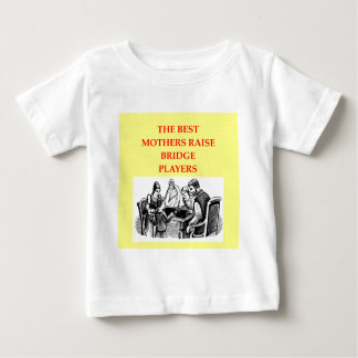 重複した橋 ベビーTシャツ
