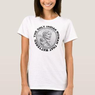 重要だった唯一の女性 Tシャツ