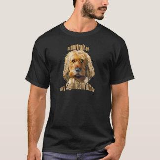 重要なカワウソ猟犬 Tシャツ