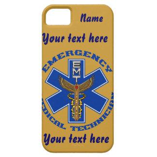 重要な医学EMTの普遍的な眺めのノート iPhone SE/5/5s ケース