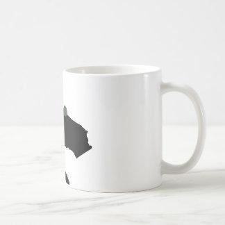 重量を運んで下さい コーヒーマグカップ