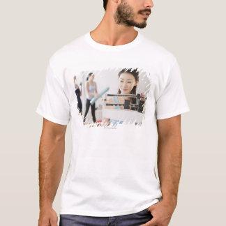 重量を量 Tシャツ