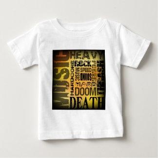 重金属のパーティー ベビーTシャツ