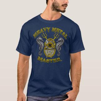 重金属のマスター Tシャツ