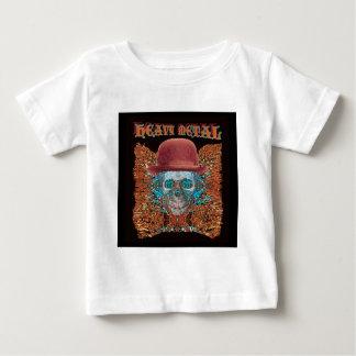 重金属の大きい ベビーTシャツ