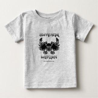 重金属の検出の子供のTシャツ ベビーTシャツ