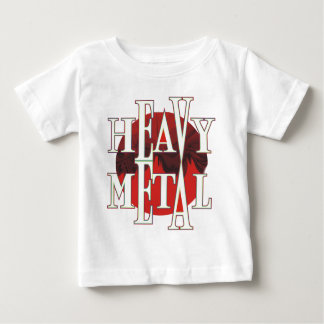 重金属 ベビーTシャツ