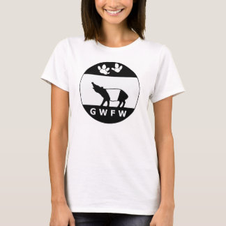 野性生物のバクのワイシャツのための熱狂 Tシャツ