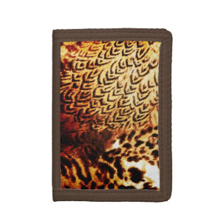 野性生物のファッションの財布