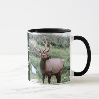 野性生物のマグ マグカップ