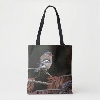 野性生物の鳥のバッグ トートバッグ