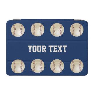 野球と青いiPad Miniカバー iPad Miniカバー