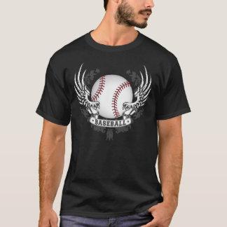 野球によってはワイシャツが飛びます Tシャツ