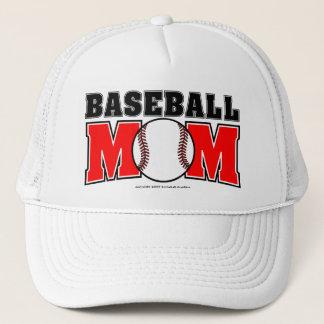 野球のお母さんの帽子 キャップ