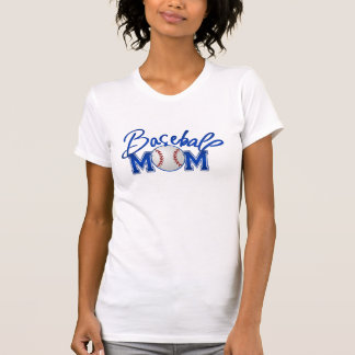 野球のお母さん Tシャツ