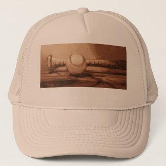 野球のねり粉の帽子 キャップ
