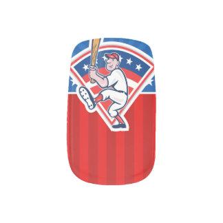 野球のねり粉 ネイルアート