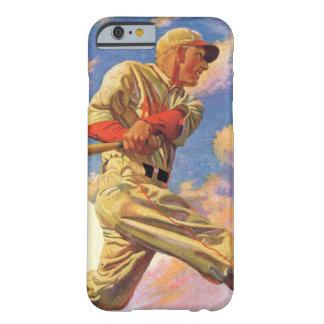 野球のねり粉 BARELY THERE iPhone 6 ケース