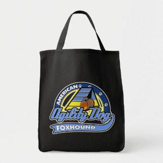 野球のアメリカFoxhoundの敏捷 トートバッグ