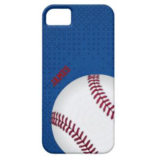 野球のカスタムなiPhone 5の場合 iPhone SE/5/5s ケース