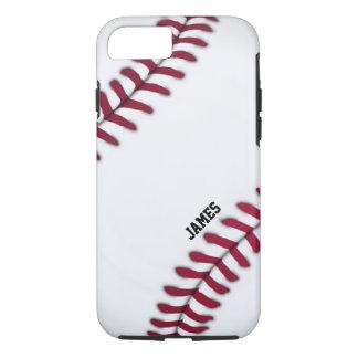 野球のカスタムなiPhone 7の場合 iPhone 8/7ケース