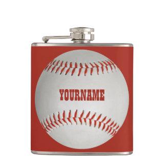 野球のカスタムのフラスコ フラスク