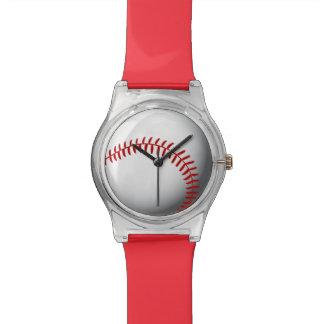 野球のカスタム 腕時計