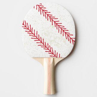 野球のステッチの卓球ラケット 卓球ラケット