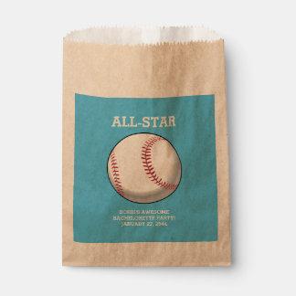 野球のバチェロレッテの好意のバッグ フェイバーバッグ